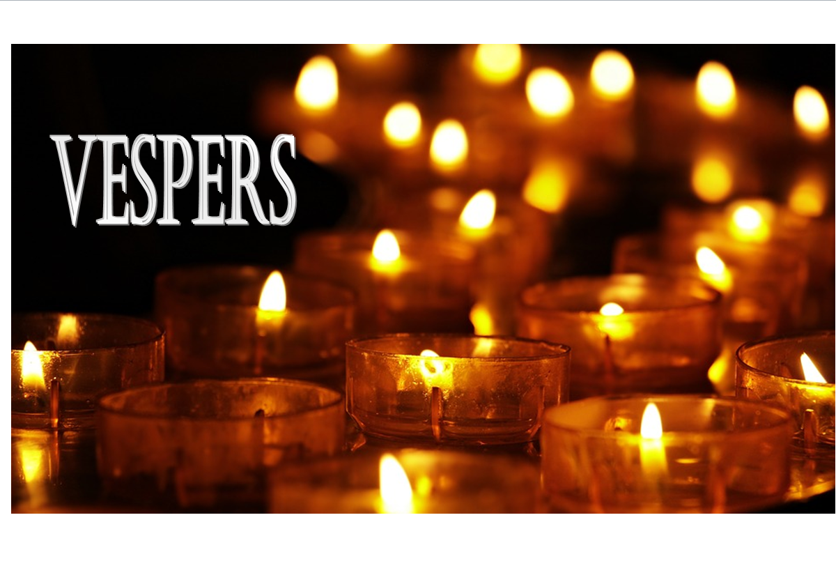 Image result for free pictures of Sunday Vespers